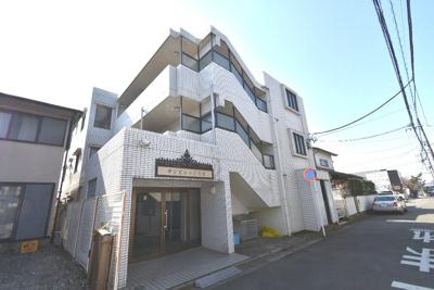 【外観】六会日大前駅徒歩3分 一棟RCレジ(9世帯満室)