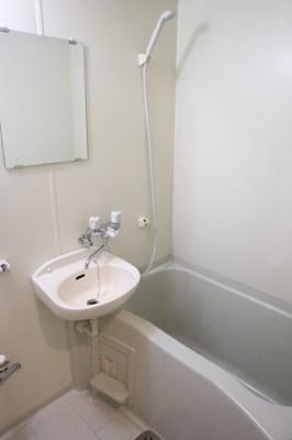 【浴室】メゾンユニべール