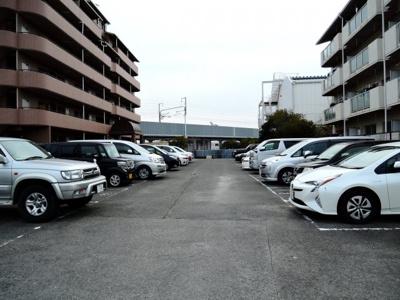 【駐車場】ウエストハイツP1
