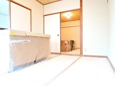 【和室】ウエストハイツP1