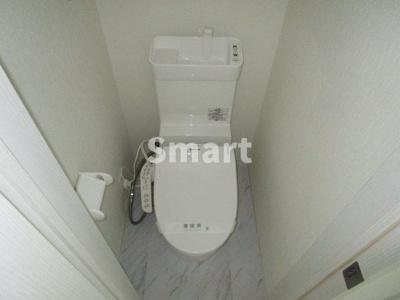 【トイレ】グラード中野中央