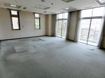【内装】海運ビル 2階部分