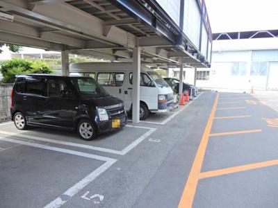 【駐車場】コート摂津