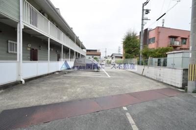 【駐車場】グリーンハイツカワムラ