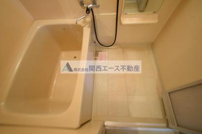 【浴室】グリーンハイツカワムラ