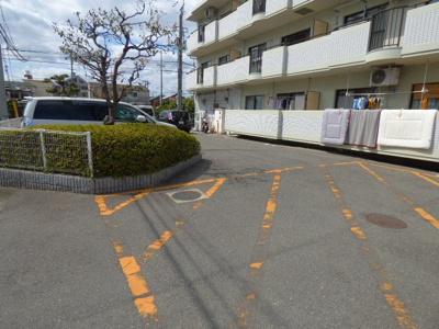 【駐車場】ヴェルドミール石嵜