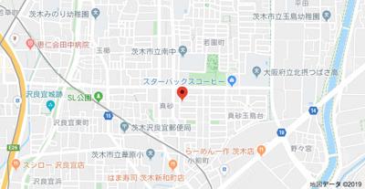 【地図】ヴェルドミール石嵜