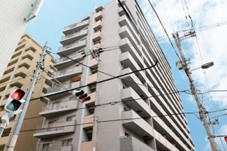 大都会大阪の中心部に聳え立つグランドメゾン