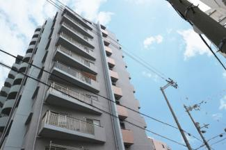地上14階建高層マンション