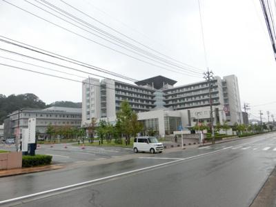 福井赤十字病院まで1180m徒歩15分