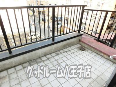 【バルコニー】第6小池ビル