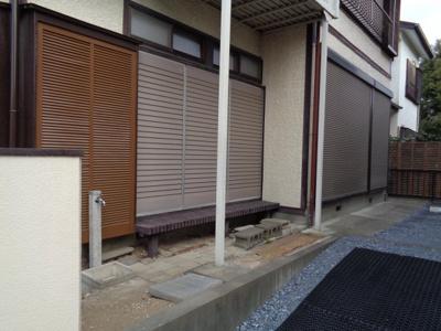 【外観】行田市城西戸建