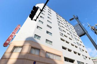 大阪の中心地【上本町】に聳え立つホワイトレジデンス!