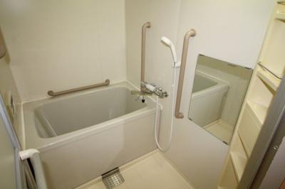 【浴室】カーサグラシア