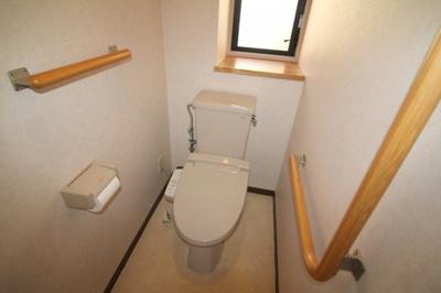 【トイレ】カーサグラシア