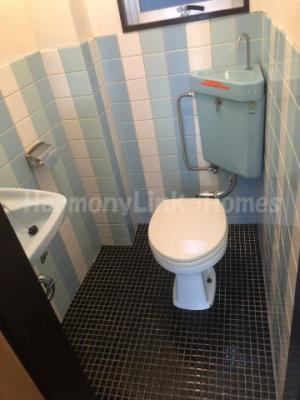 第30オーナーズビルのシンプルで使いやすいトイレです①☆