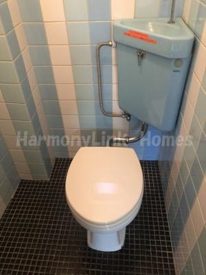 第30オーナーズビルのゆったりとした空間のトイレです③☆