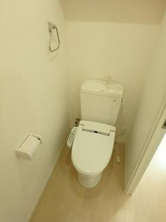 【トイレ】PRINCE HOMES大井町