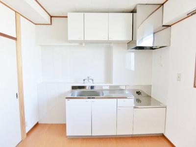 【キッチン】アパートマキ