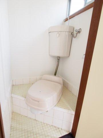 【トイレ】四之宮荘2