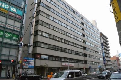 【外観】堺東駅前ビル! 約18.93坪! 5F 事務所テナント