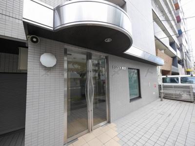 【エントランス】トレゾァ横浜~仲介手数料無料キャンペーン~
