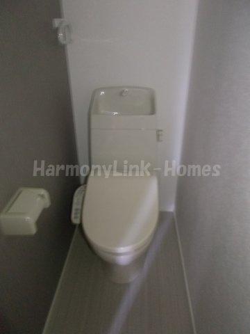 ネクステージ田端のトイレ(別階参考写真)☆