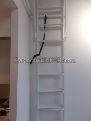 LALA FLATの梯子(別部屋参考写真)☆