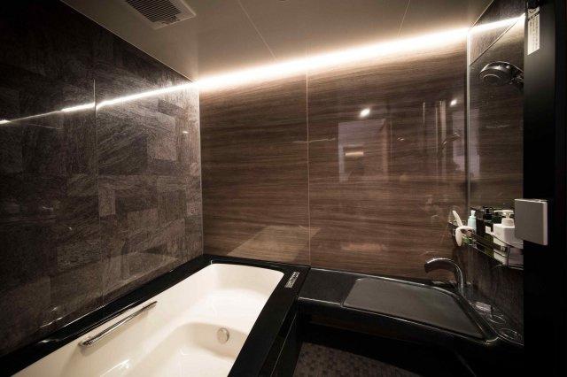 【浴室】ロマネスク小笹第二