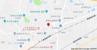 【地図】ピーズライフ (株)Roots