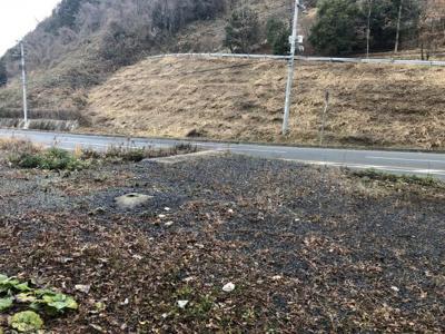 【外観】真庭市中原 売土地85坪