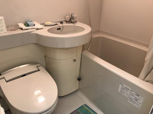 【トイレ】六本木ユニハウス