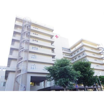 病院「長野赤十字病院まで2017m」
