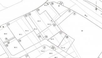 宜野湾市佐真下13(区画整理地内)の土地