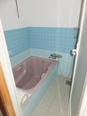 【浴室】坪井町テラスハウス(長屋)