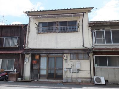 【外観】坪井町テラスハウス(長屋)