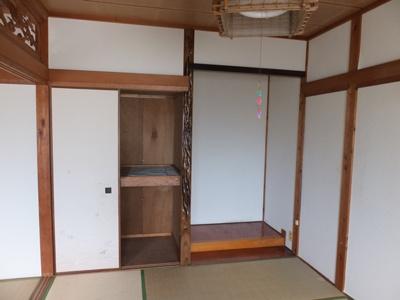 【収納】坪井町テラスハウス(長屋)
