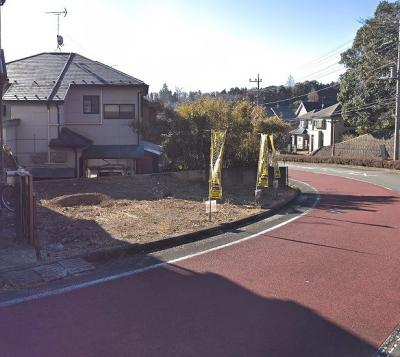 【外観】日の出町平井売地