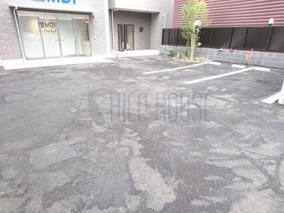 【駐車場】リブリ・ユウシン