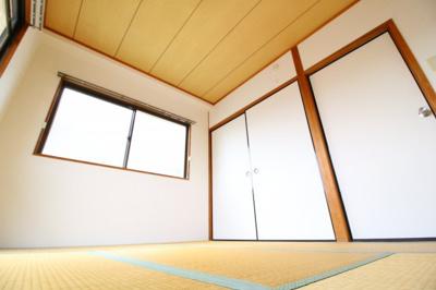 【和室】プラーフ東須磨