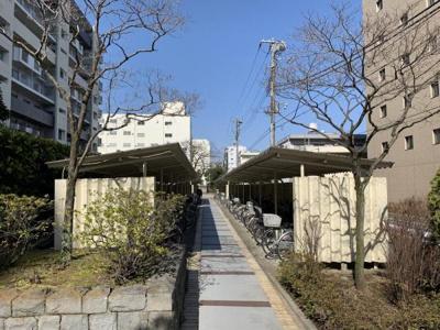 【外観】シティコープ千石 4階 2016年 リ ノベーション済