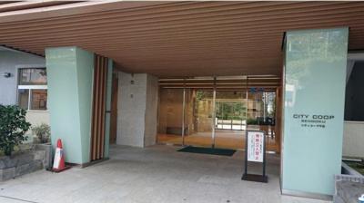 【外観】シティコープ千石 4階 リノベーション済
