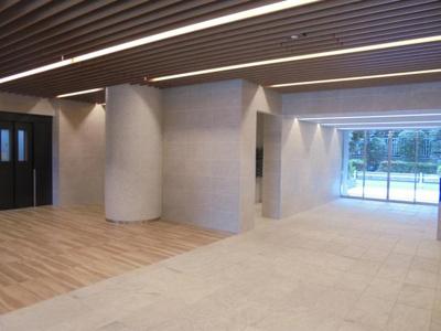 【エントランス】シティコープ千石 4階 リノベーション済