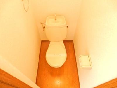 【トイレ】パルビラージュ