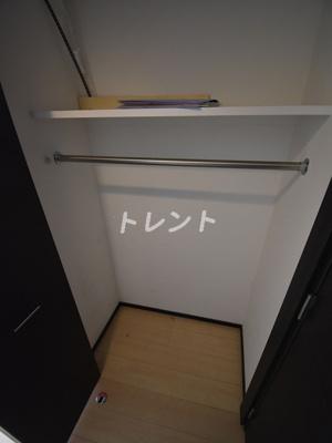 【収納】ジェノヴィア麻布十番グリーンヴェール