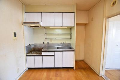 【キッチン】サウスパラジェ