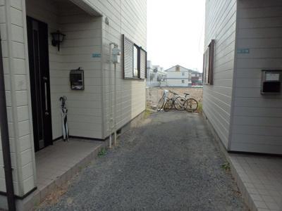 【駐車場】荒木町戸建貸家