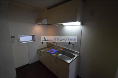 【キッチン】コーポ大勝