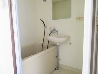【浴室】はうすブルーマウント