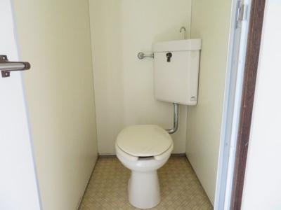 【トイレ】はうすブルーマウント
